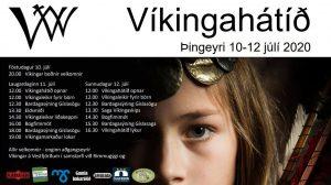 Víkingahátíðin á Þingeyri  10.-12. júlí